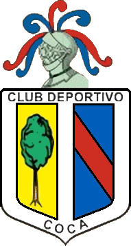 Escudo de C.D. COCA (CASTILLA Y LEÓN)