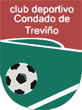 Escudo de C.D. CONDADO DE TREVIÑO (CASTILLA Y LEÓN)