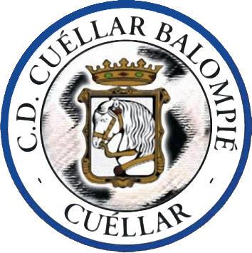 Escudo de C.D. CUÉLLAR BALOMPIÉ (CASTILLA Y LEÓN)