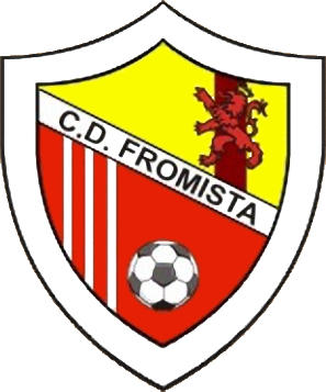 Escudo de C.D. FRÓMISTA (CASTILLA Y LEÓN)