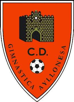 Escudo de C.D. GIMNÁSTICA AYLLONESA (CASTILLA Y LEÓN)