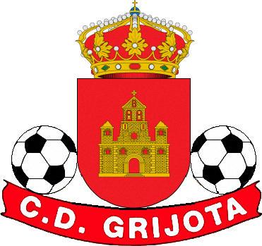 Escudo de C.D. GRIJOTA (CASTILLA Y LEÓN)