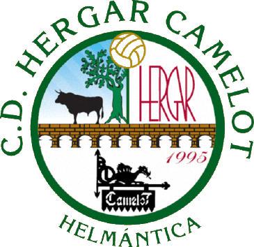 Escudo de C.D. HERGAR HELMÁNTICA (CASTILLA Y LEÓN)