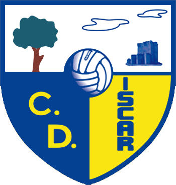 Escudo de C.D. ISCAR  (CASTILLA Y LEÓN)