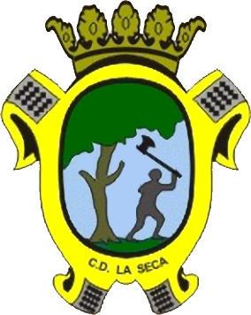 Escudo de C.D. LA SECA (CASTILLA Y LEÓN)