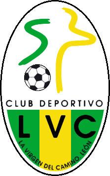 Escudo de C.D. LA VIRGEN DEL CAMINO (CASTILLA Y LEÓN)