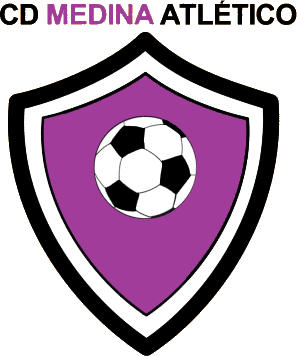 Escudo de C.D. MEDINA ATLÉTICO (CASTILLA Y LEÓN)