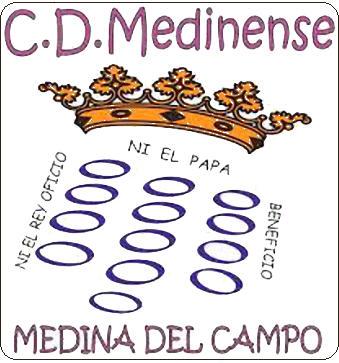 Escudo de C.D. MEDINENSE (CASTILLA Y LEÓN)