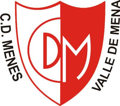 Escudo de C.D. MENÉS (CASTILLA Y LEÓN)