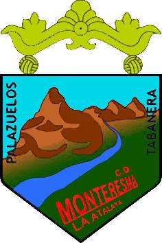 Escudo de C.D. MONTERESMA LA ATALAYA (CASTILLA Y LEÓN)