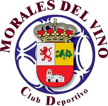 Escudo de C.D. MORALES DEL VINO ATLÉTICO (CASTILLA Y LEÓN)
