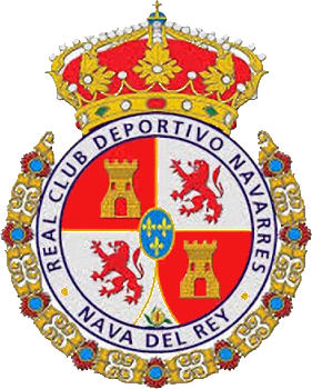 Escudo de C.D. NAVARRÉS (CASTILLA Y LEÓN)
