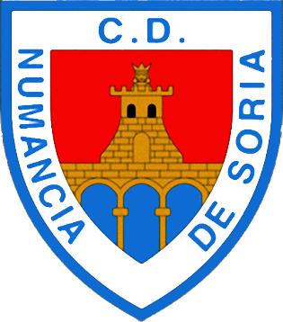 Escudo de C.D. NUMANCIA (2) (CASTILLA Y LEÓN)