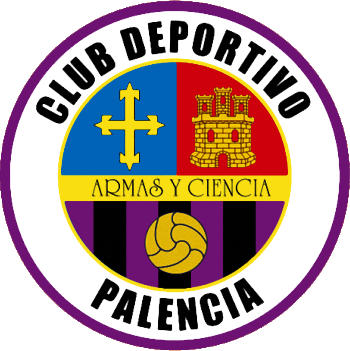 Escudo de C.D. PALENCIA BALOMPIÉ (CASTILLA Y LEÓN)