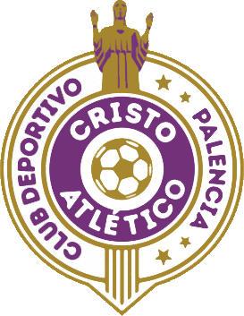 Escudo de C.D. PALENCIA CRISTO ATLÉTICO (CASTILLA Y LEÓN)