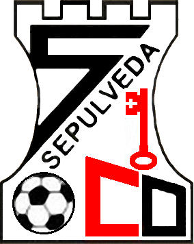 Escudo de C.D. POLIDEPORTIVO SEPÚLVEDA (CASTILLA Y LEÓN)