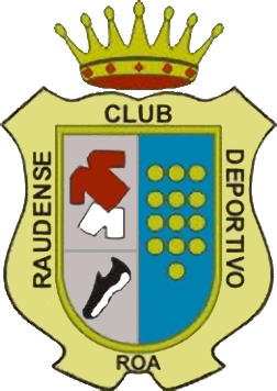 Escudo de C.D. RAUDENSE (CASTILLA Y LEÓN)