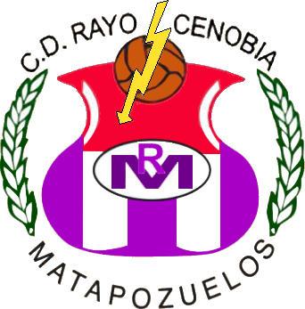 Escudo de C.D. RAYO CENOBIA (CASTILLA Y LEÓN)