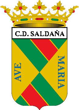 Escudo de C.D. SALDAÑA (CASTILLA Y LEÓN)