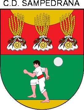 Escudo de C.D. SAMPEDRANA (CASTILLA Y LEÓN)