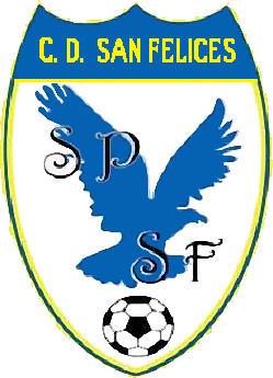 Escudo de C.D. SAN FELICES (CASTILLA Y LEÓN)
