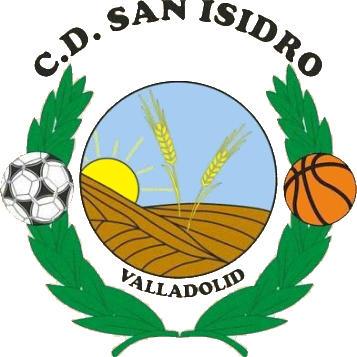 Escudo de C.D. SAN ISIDRO (CASTILLA Y LEÓN)