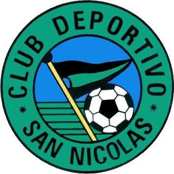Escudo de C.D. SAN NICOLAS (CASTILLA Y LEÓN)