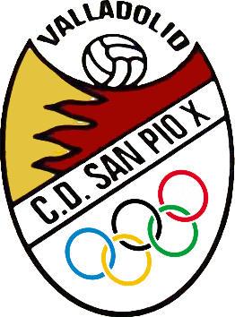 Escudo de C.D. SAN PIO X (CASTILLA Y LEÓN)
