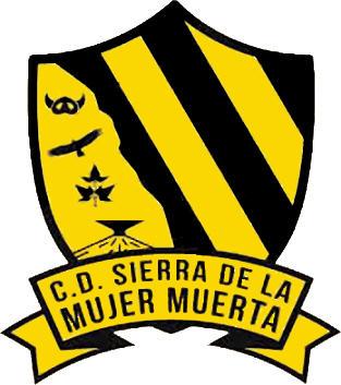 Escudo de C.D. SIERRA DE LA MUJER MUERTA (CASTILLA Y LEÓN)