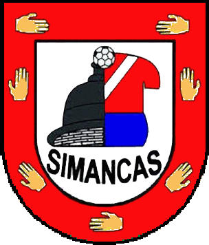 Escudo de C.D. VILLA DE SIMANCAS (CASTILLA Y LEÓN)