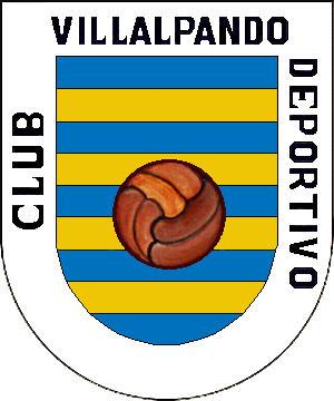 Escudo de C.D. VILLALPANDO (CASTILLA Y LEÓN)