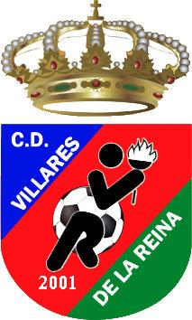 Escudo de C.D. VILLARES DE LA REINA (CASTILLA Y LEÓN)
