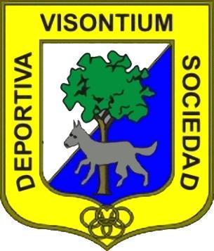 Escudo de C.D. VISONTIUM (CASTILLA Y LEÓN)