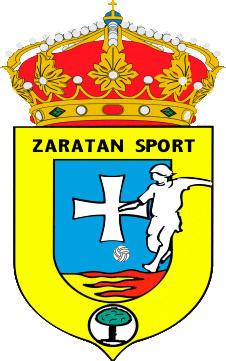 Escudo de C.D. ZARATÁN SPORT (CASTILLA Y LEÓN)