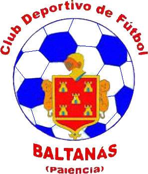 Escudo de C.D.F. BALTANÁS (CASTILLA Y LEÓN)