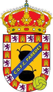 Escudo de C.D.F. CAREJAS PAREDES (CASTILLA Y LEÓN)