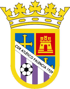 Escudo de C.D.R. ATLÉTICO PALENCIA (CASTILLA Y LEÓN)