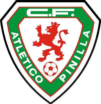 Escudo de C.F. ATLÉTICO PINILLA (CASTILLA Y LEÓN)