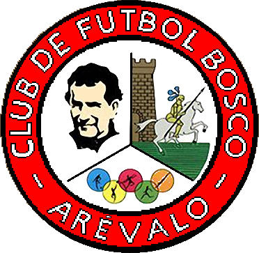 Escudo de C.F. BOSCO (CASTILLA Y LEÓN)