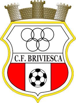 Escudo de C.F. BRIVIESCA (CASTILLA Y LEÓN)