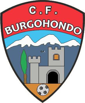 Escudo de C.F. BURGOHONDO (CASTILLA Y LEÓN)