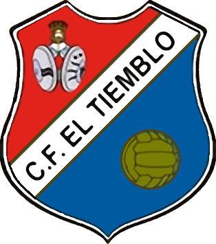 Escudo de C.F. EL TIEMBLO (CASTILLA Y LEÓN)
