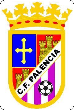 Escudo de C.F. PALENCIA (CASTILLA Y LEÓN)