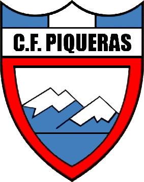 Escudo de C.F. PIQUERAS (CASTILLA Y LEÓN)