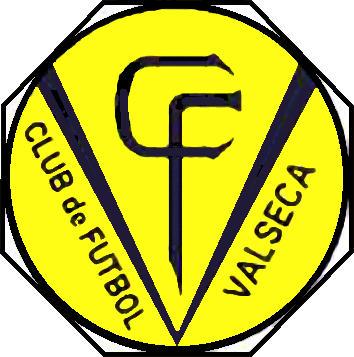 Escudo de C.F. VALSECA (CASTILLA Y LEÓN)