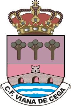 Escudo de C.F. VIANA DE CEGA (CASTILLA Y LEÓN)