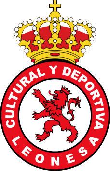 Escudo de CULTURAL Y DEP. LEONESA (CASTILLA Y LEÓN)