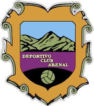 Escudo de DEPORTIVO CLUB ARENAL (CASTILLA Y LEÓN)