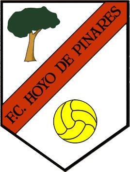 Escudo de F.C. EL HOYO DE PINARES (CASTILLA Y LEÓN)