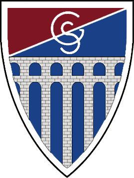 Escudo de GIMNASTICA SEGOVIANA (CASTILLA Y LEÓN)